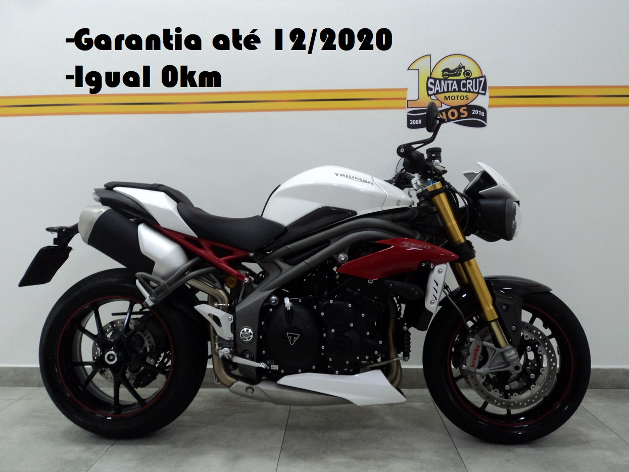 Triumph Speed Triple R 2016 2017