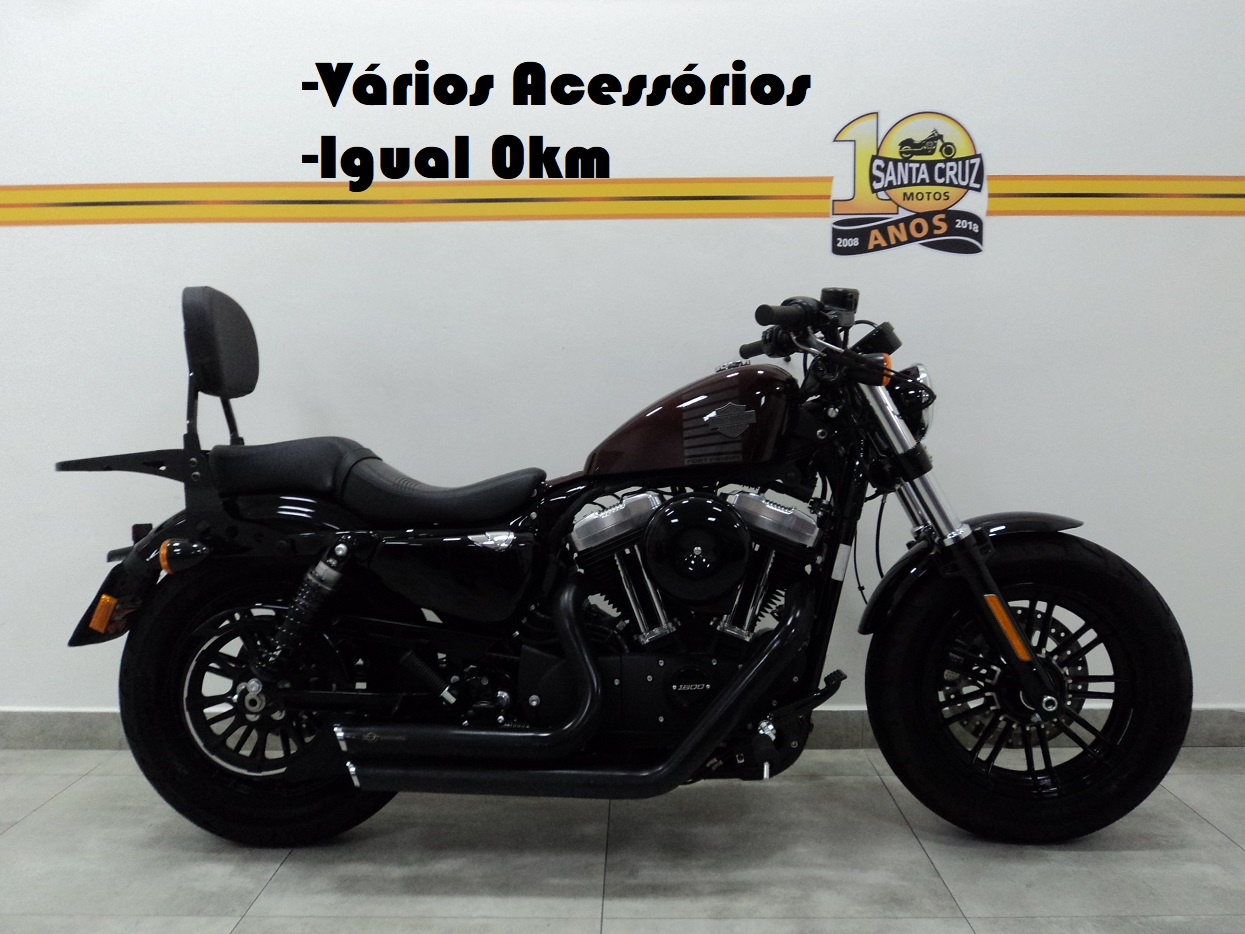 Harley-Davidson Sportster 1200 Forty Eight 2017 2018