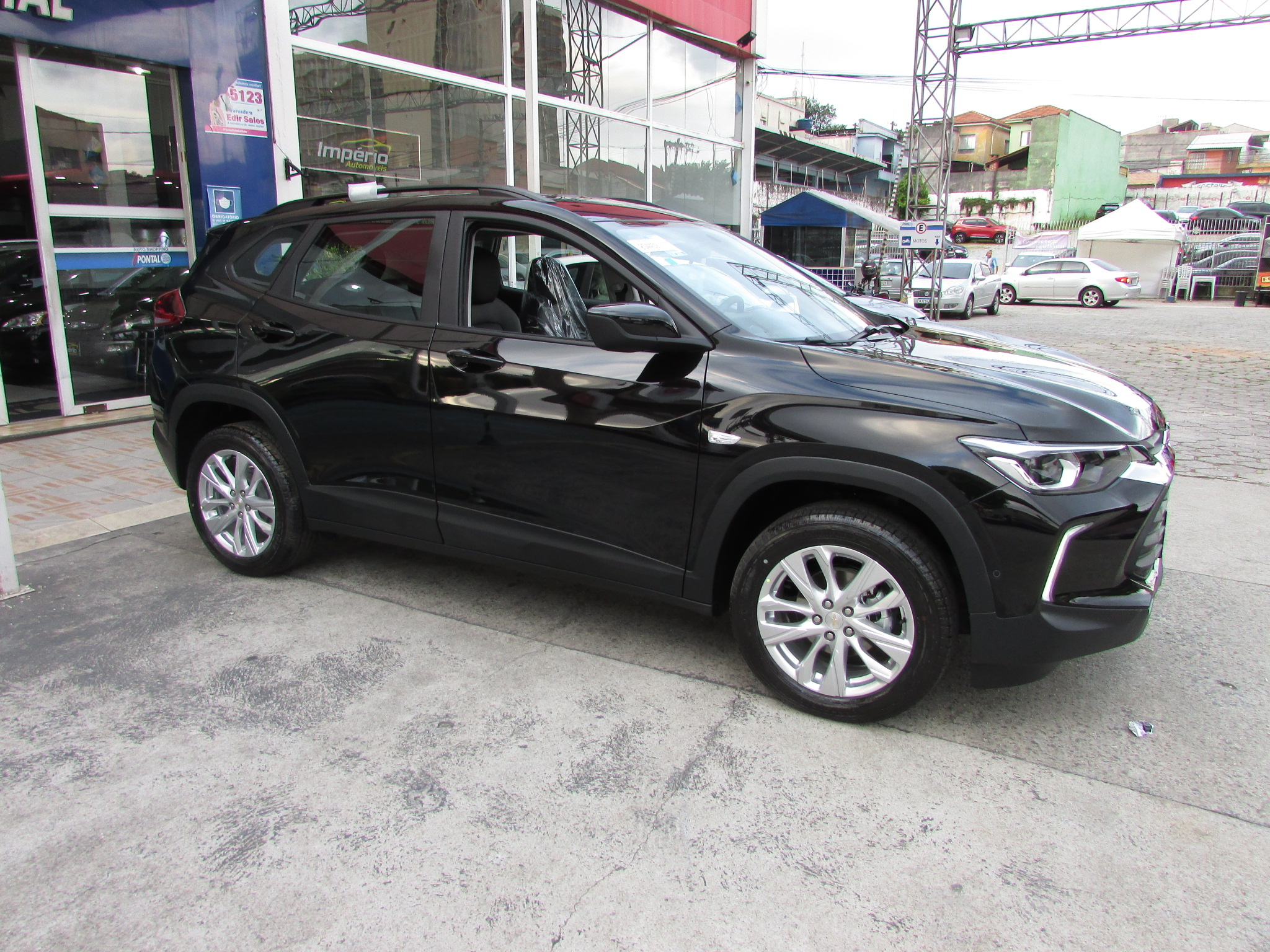 Chevrolet Tracker 1.0 TURBO FLEX LTZ AUTOMÁTICO 2017 2018