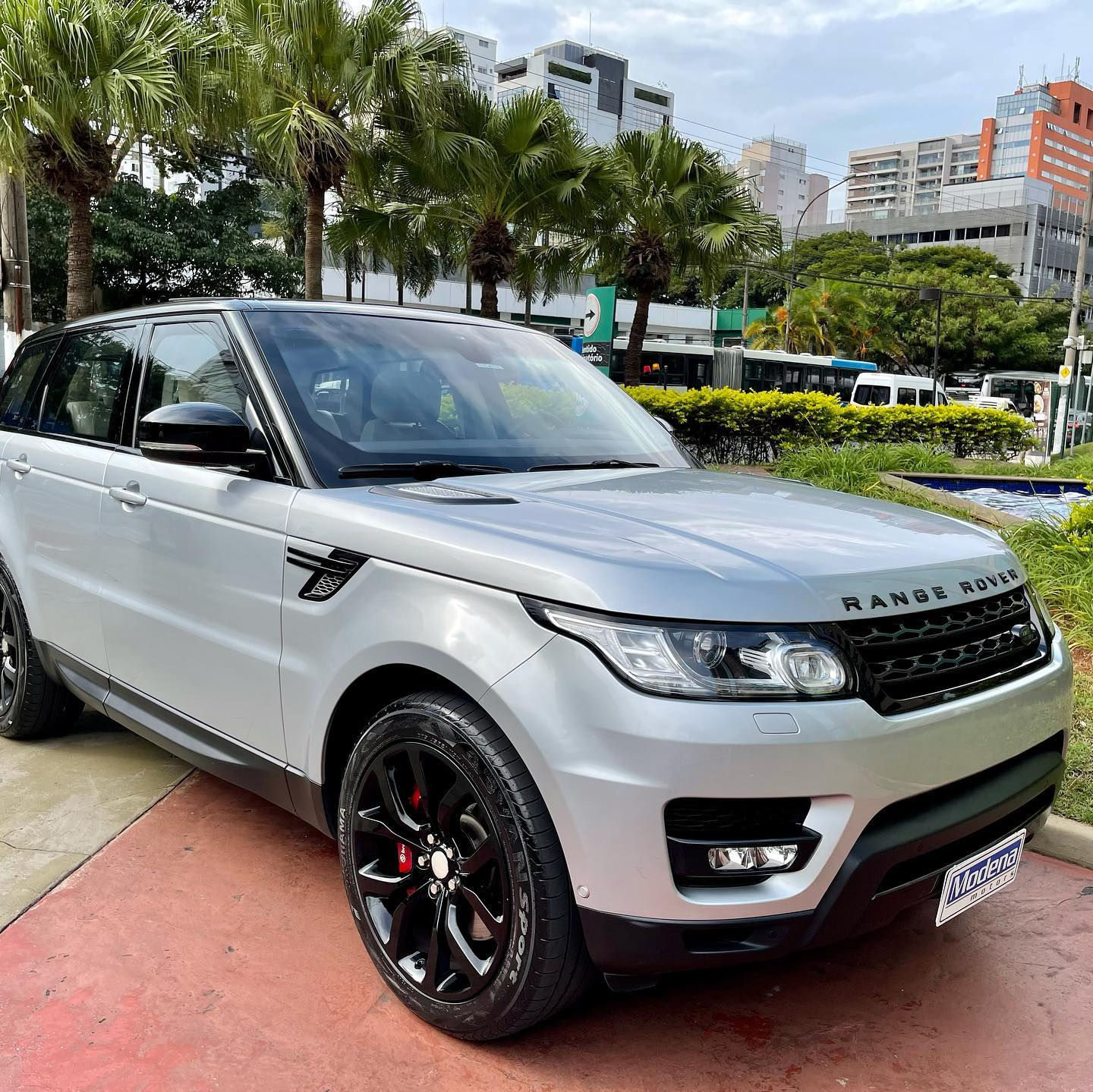 Land Rover Range Rover Sport 5.0 S/C Autobiography Dynamic 4wd 2014 2014