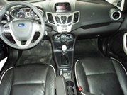 Ford Fiesta Hatch 1.6 (Flex) 2011 2012